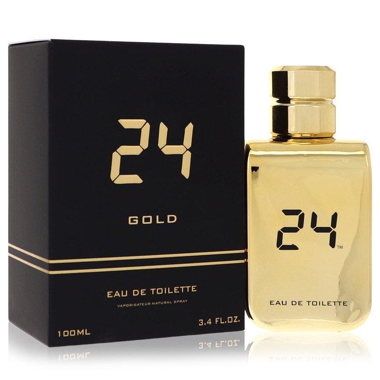 24 Gold The Fragrance Eau De Toilette Spray By ScentStory 100ml