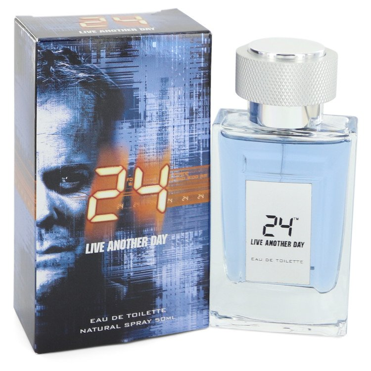 24 Live Another Day Eau De Toilette Spray By ScentStory 1.7oz