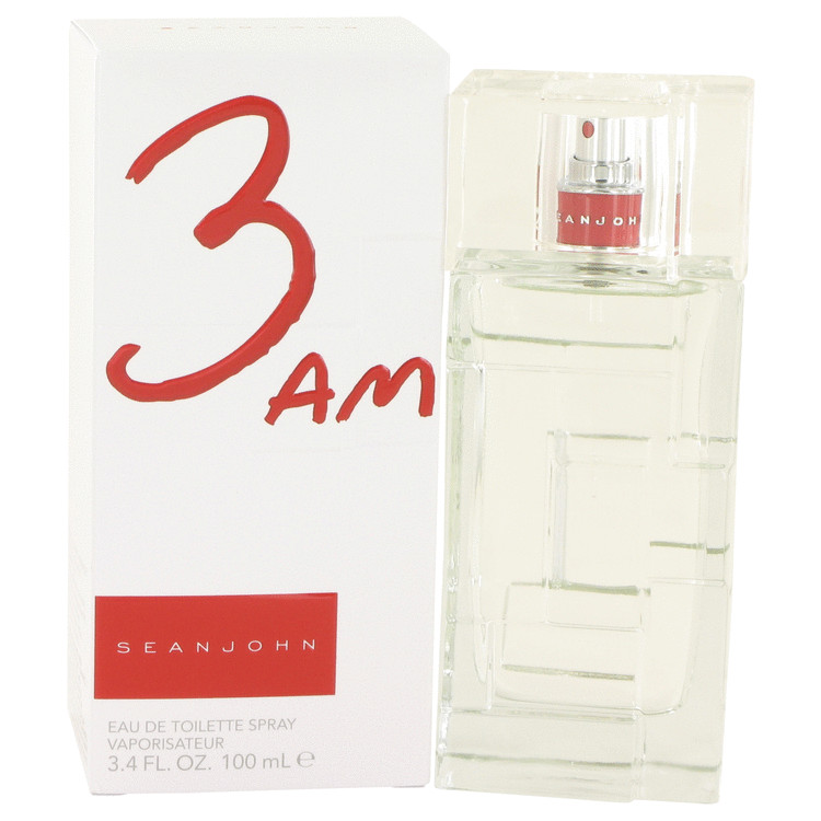 3am Sean John Eau De Toilette Spray By Sean John 3.4oz