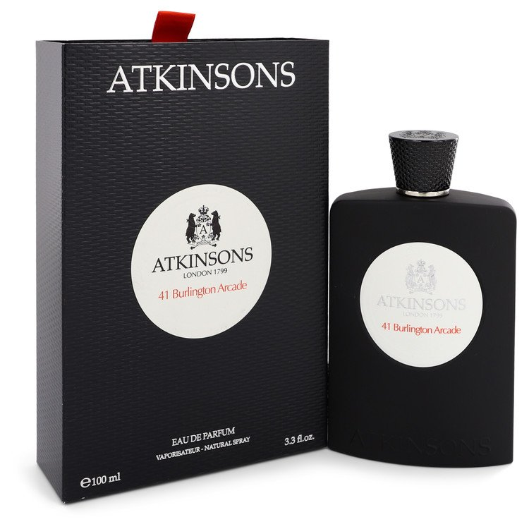 41 Burlington Arcade Eau De Parfum Spray (Unisex) By Atkinsons 3.3oz