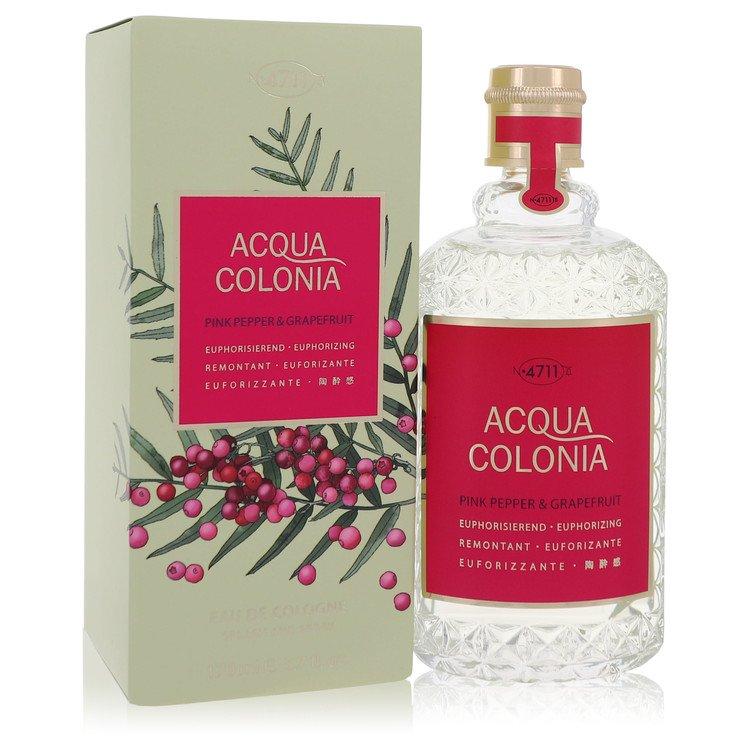 4711 Acqua Colonia Pink Pepper and Grapefruit Eau De Cologne Spray By Maurer and Wirtz 5.7oz