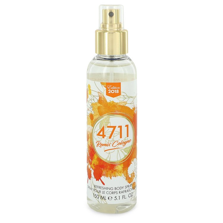 4711 Remix Body Spray (Unisex 2018) By 4711 5.1oz