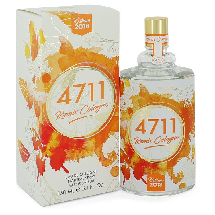 4711 Remix Eau De Cologne Spray (Unisex 2018) By 4711 5.1oz