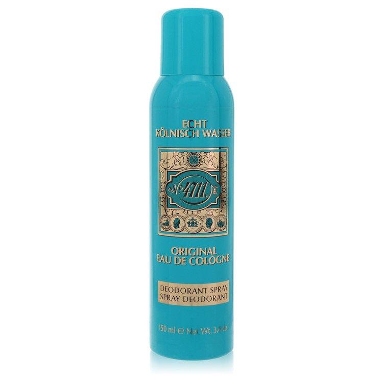 4711 Deodorant Spray (Unisex) By Muelhens 5.0oz