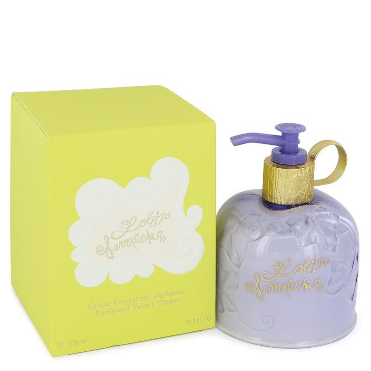 LOLITA LEMPICKA by Lolita Lempicka for Women Body Cream 10.2 oz
