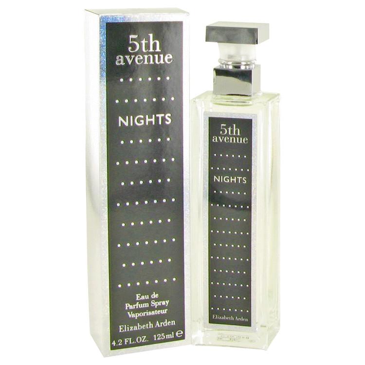 5th Avenue Nights Eau De Parfum Spray By Elizabeth Arden 125ml