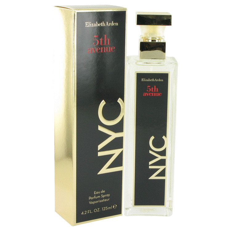 5th Avenue Nyc Eau De Parfum Spray By Elizabeth Arden 125ml