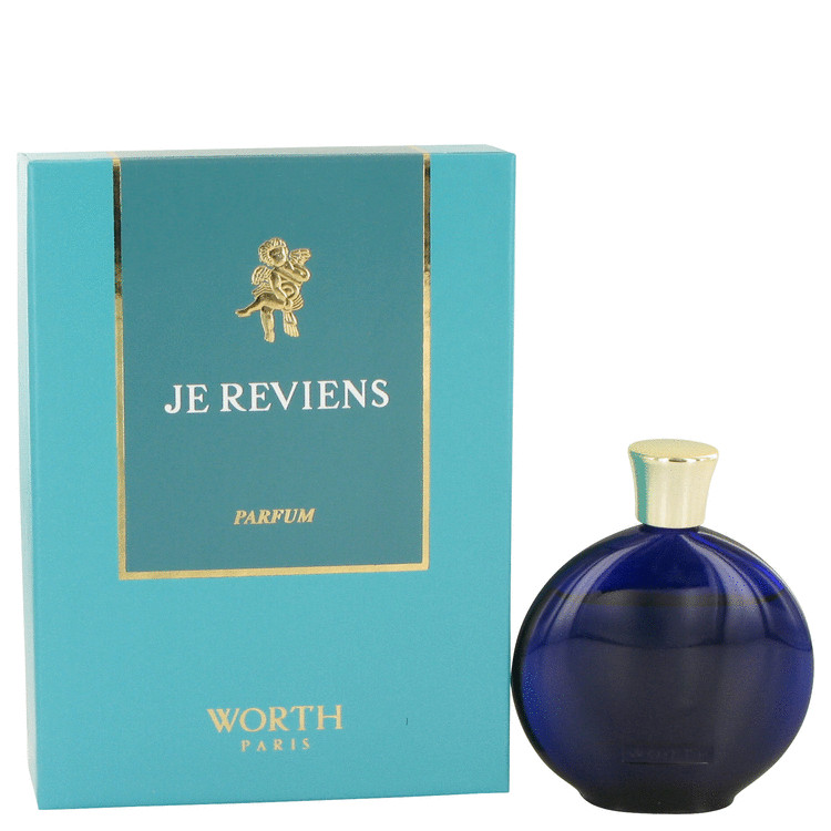 je reviens by Worth for Women Pure Perfume 1 oz