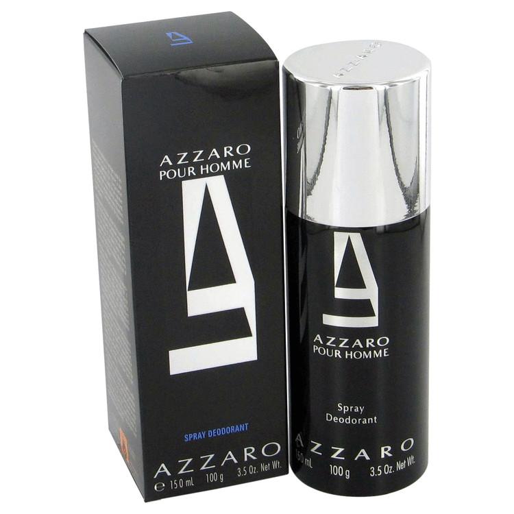AZZARO by Loris Azzaro for Men Deodorant Spray 5 oz