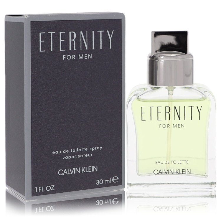 Eternity Eau De Toilette Spray By Calvin Klein 30ml