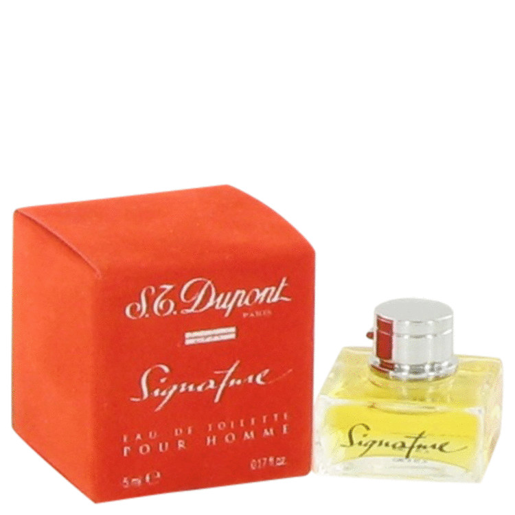 Signature Mini EDT By St Dupont 5ml