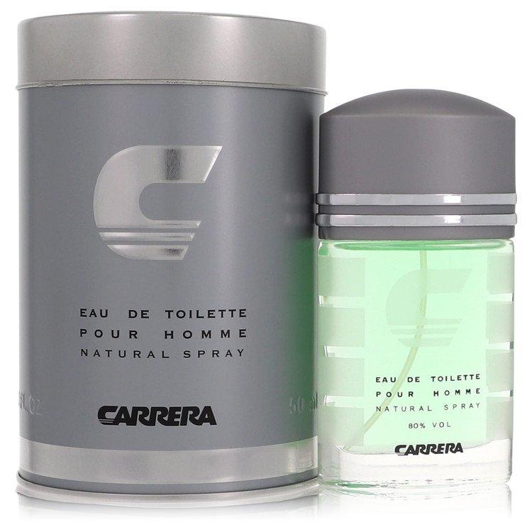 Carrera Eau De Toilette Spray By Muelhens 50ml