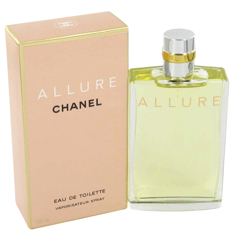 ALLURE by Chanel for Women Eau De Toilette 1.7 oz