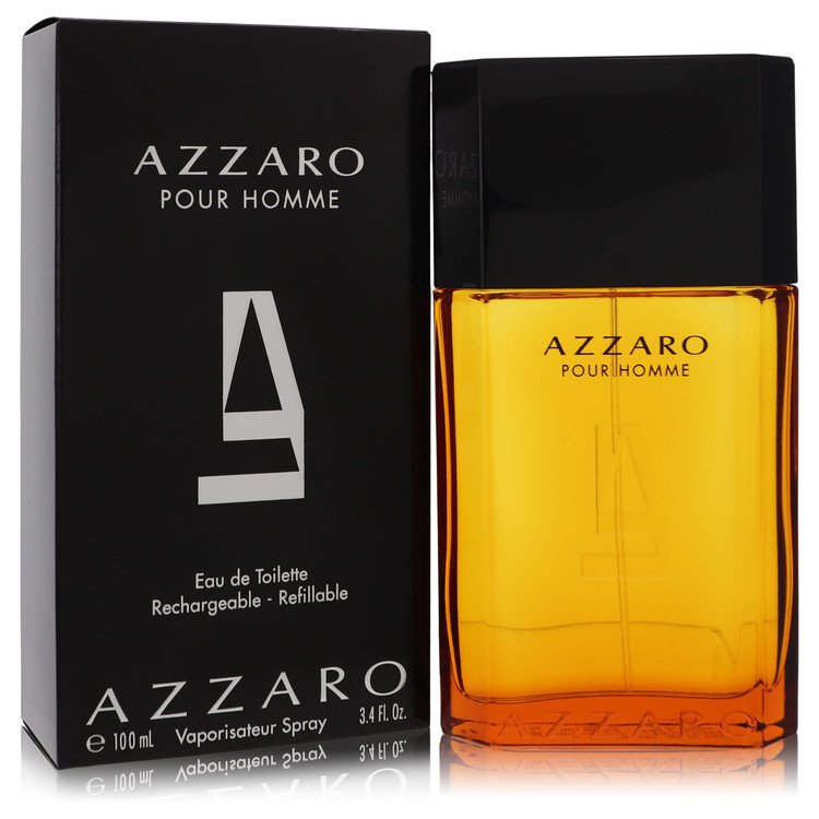 AZZARO by Azzaro for Men Gift Set -- 1 oz Eau De Toilette Spray + 1.7 oz Hair & Body Shampoo + 1 oz Soothing After Shave Balm
