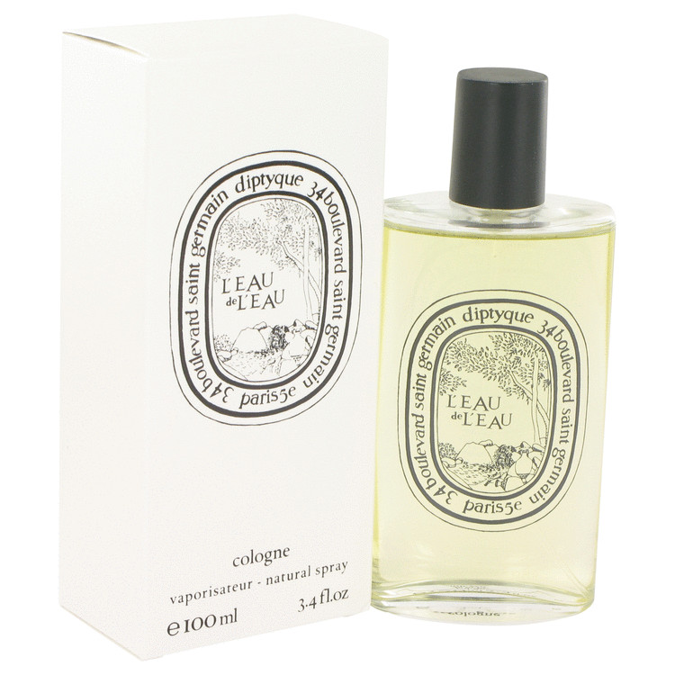 Diptyque L'eau De L'eau by Diptyque for Women Vial (sample) .06 oz