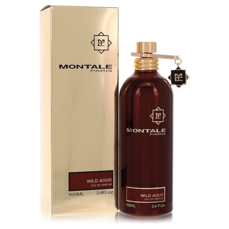 Montale Wild Aoud by Montale for Women Eau De Parfum Spray (Unisex) 1 oz