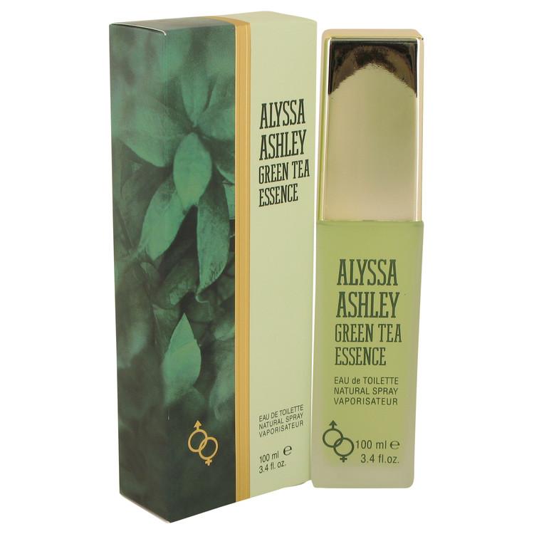 Alyssa Ashley Green Tea Essence Eau De Toilette Spray By Alyssa Ashley 3.4oz
