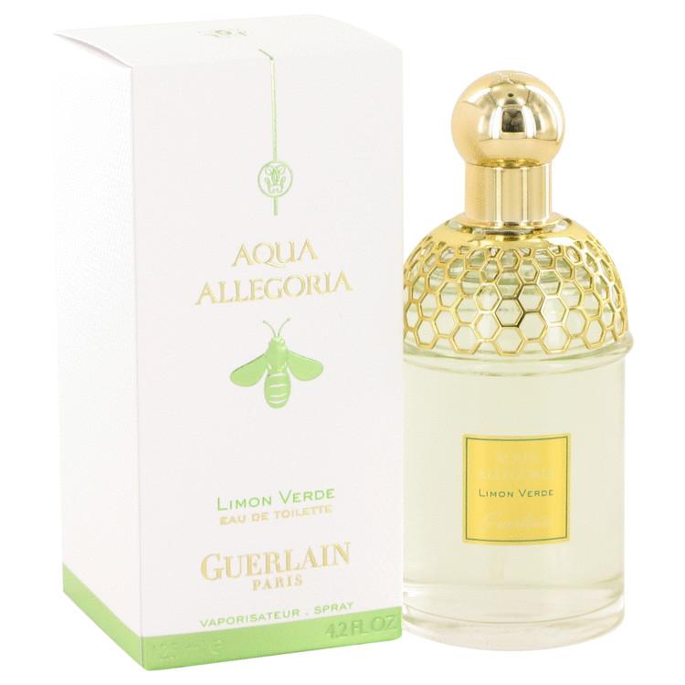Aqua Allegoria Limon Verde Eau De Toilette Spray By Guerlain 4.2oz