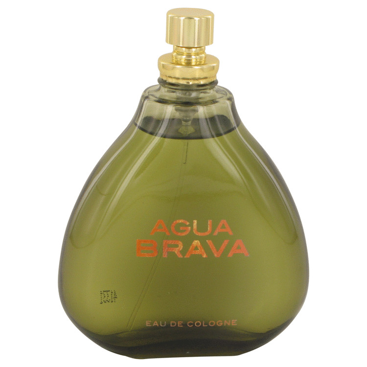 AGUA BRAVA by Antonio Puig for Men Eau De Cologne Spray (Tester) 3.4 oz