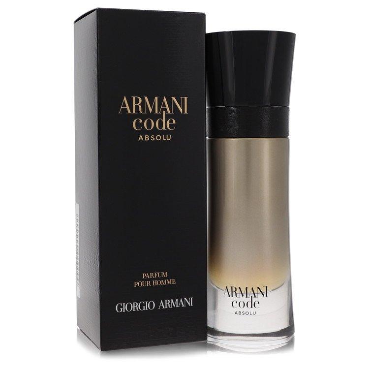 Armani Code Absolu Eau De Parfum Spray By Giorgio Armani 2.0oz