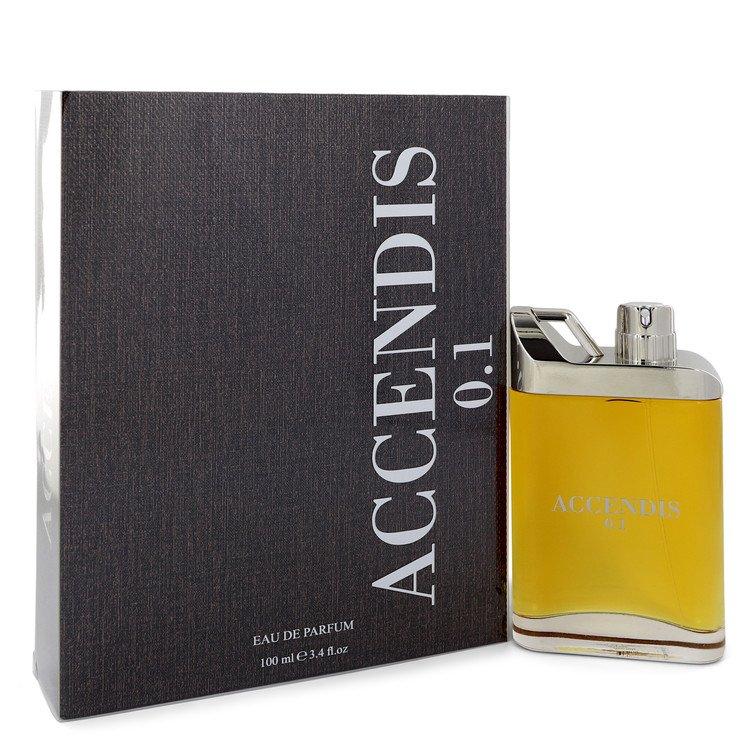 Accendis 0.1 Eau De Parfum Spray (Unisex) By Accendis 3.4oz