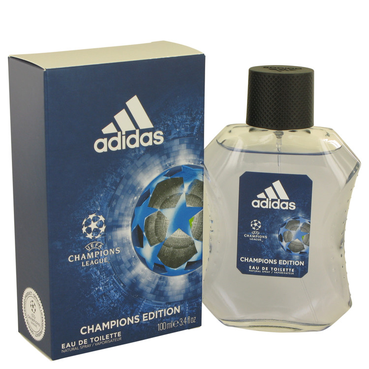 Adidas Uefa Champion League Eau DE Toilette Spray By Adidas 3.4oz
