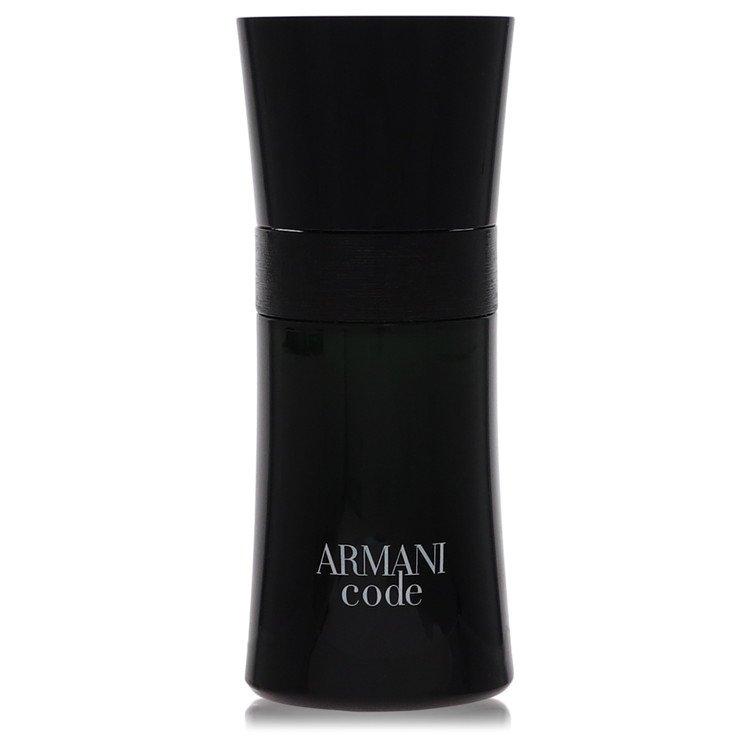 Armani Code Eau De Toilette Spray (unboxed) By Giorgio Armani 75ml