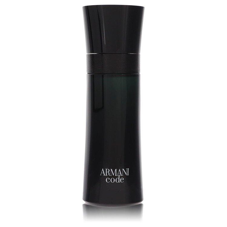 Armani Code Eau De Toilette Spray (Tester) By Giorgio Armani 75ml