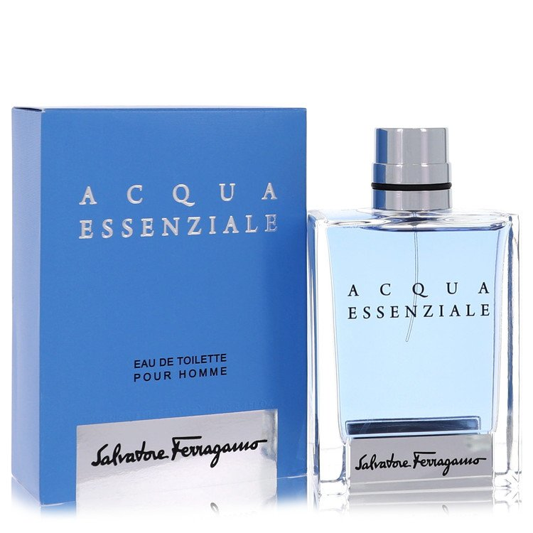 Acqua Essenziale Eau De Toilette Spray By Salvatore Ferragamo 100ml