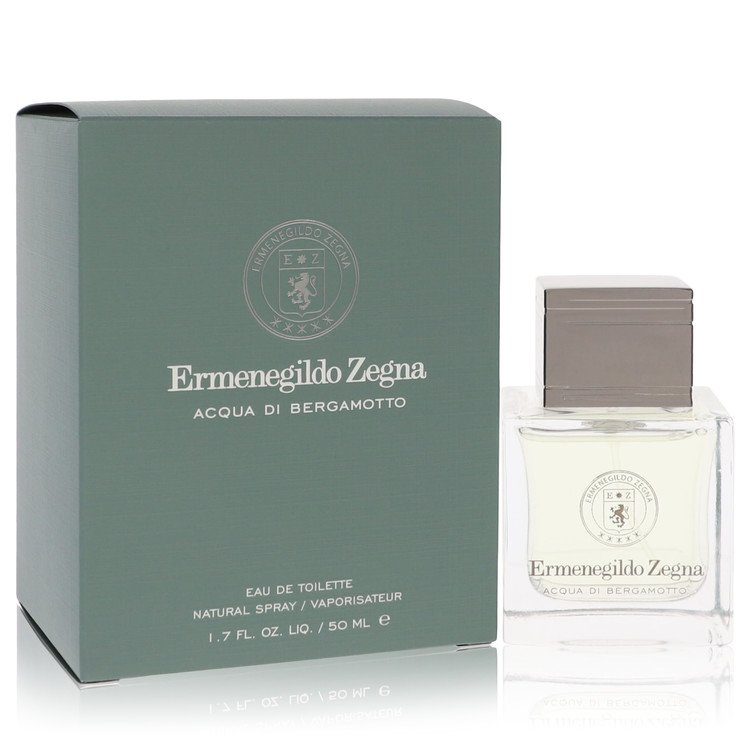Acqua Di Bergamotto Eau De Toilette Spray By Ermenegildo Zegna 1.7oz