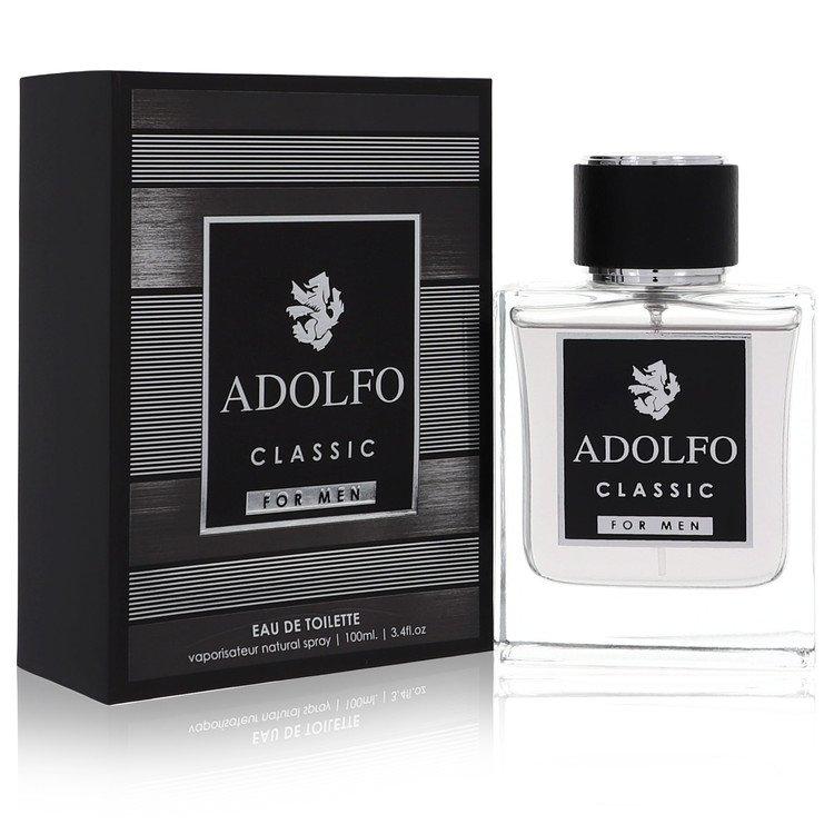 Adolfo Classic Eau De Toilette Spray By Francis Denney 3.4oz