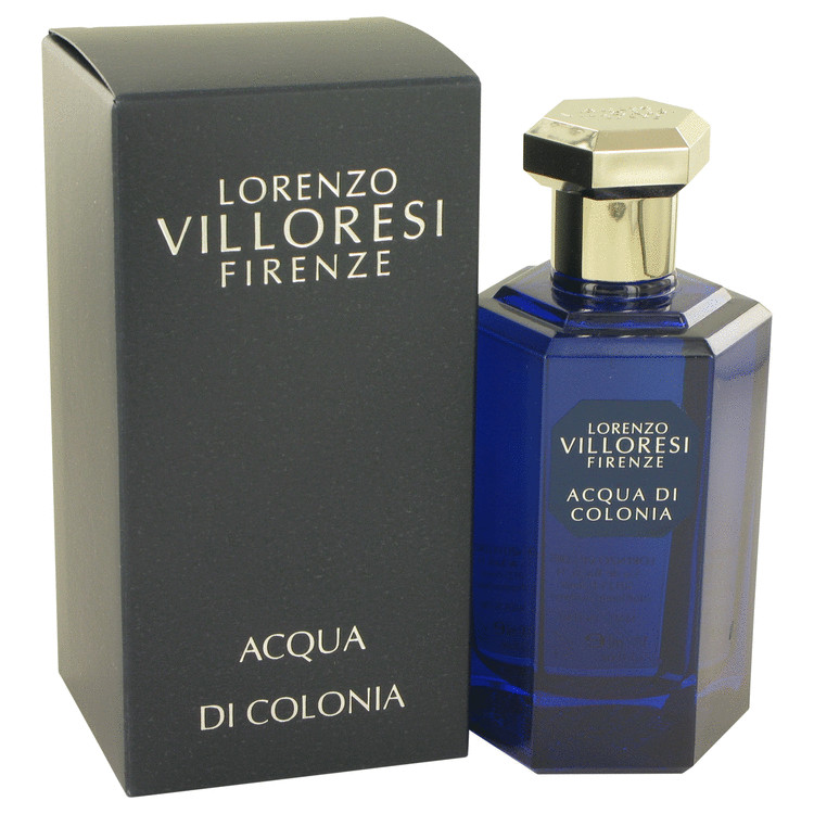 Acqua Di Colonia (lorenzo) Eau De Toilette Spray By Lorenzo Villoresi 3.4oz