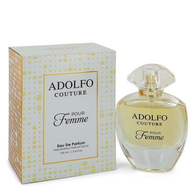 Adolfo Couture Pour Femme Eau De Parfum Spray By Adolfo 3.4oz