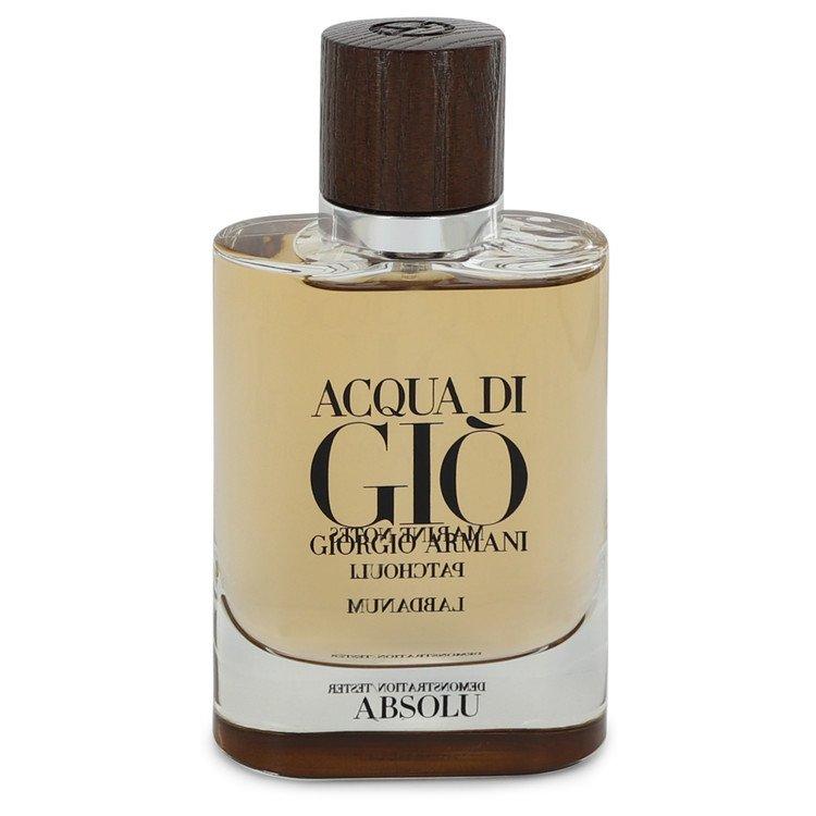 Acqua Di Gio Absolu Eau De Parfum Spray (Tester) By Giorgio Armani 75ml