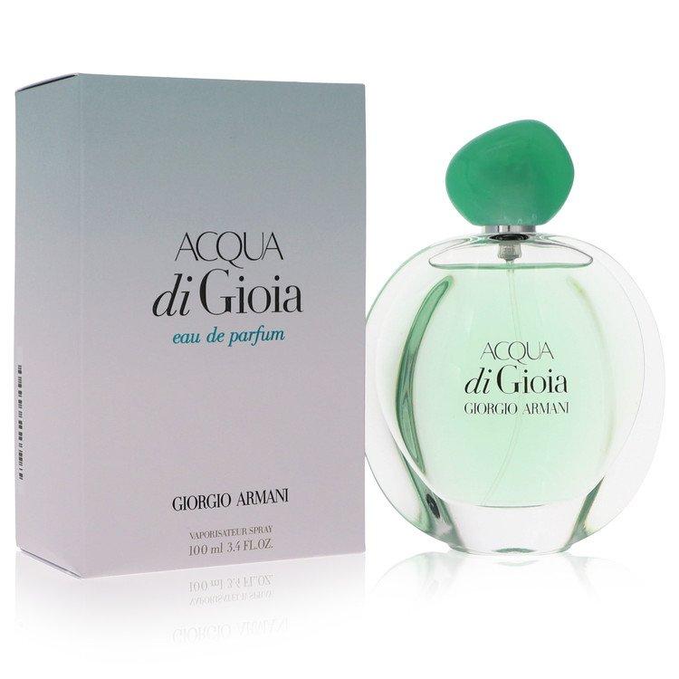Acqua Di Gioia Eau De Parfum Spray By Giorgio Armani 3.4oz