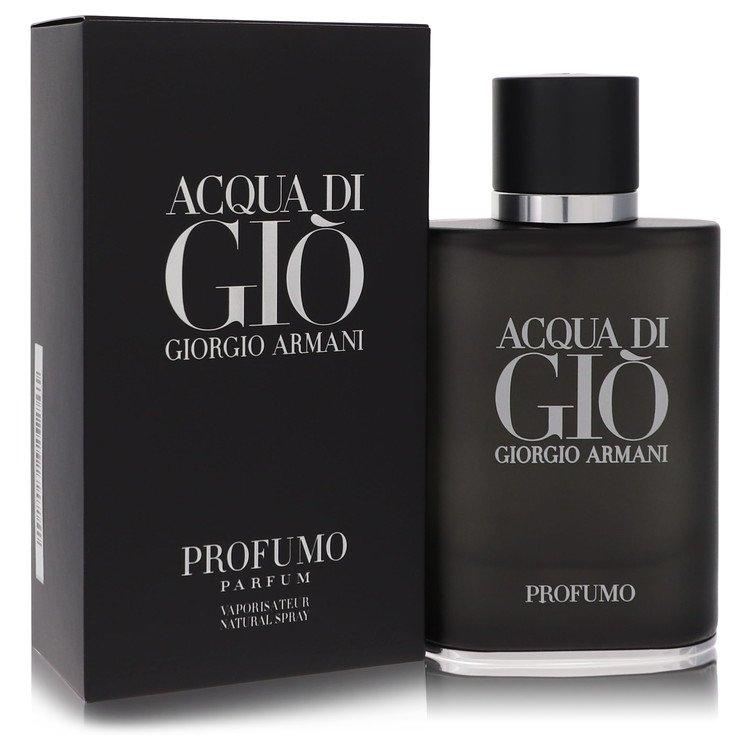 Acqua Di Gio Profumo Eau De Parfum Spray By Giorgio Armani 2.5oz