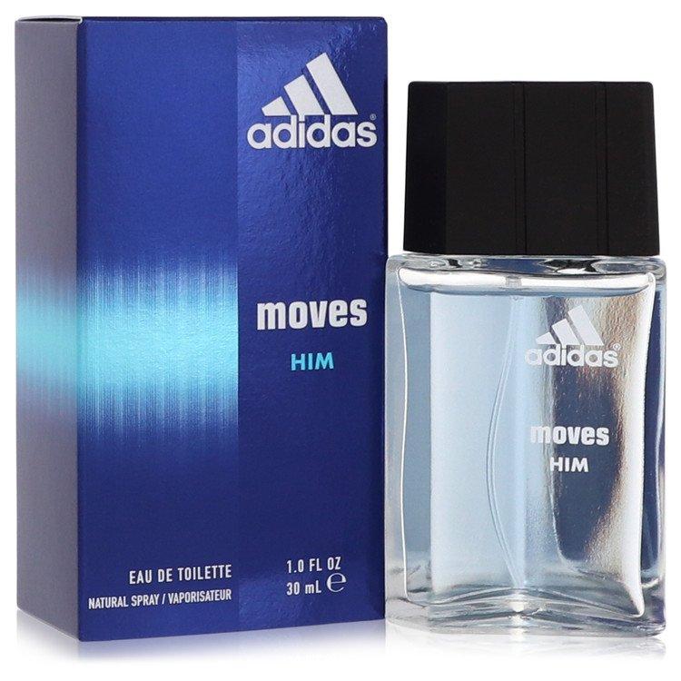 Adidas Moves Eau De Toilette Spray By Adidas 1.0oz