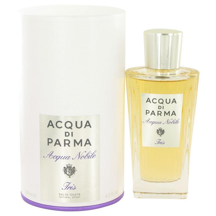 Acqua Di Parma Iris Nobile by Acqua Di Parma for Women Eau De Toilette Spray 4.2 oz