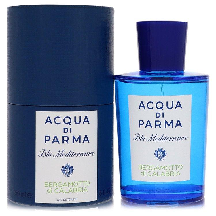 Blu Mediterraneo Bergamotto Di Calabria Eau De Toilette Spray By Acqua Di Parma 5.0oz
