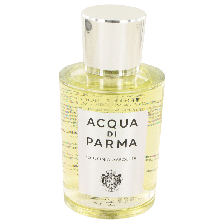 Acqua Di Parma Colonia Assoluta by Acqua Di Parma for Men Eau De Cologne Spray (Tester) 3.4 oz
