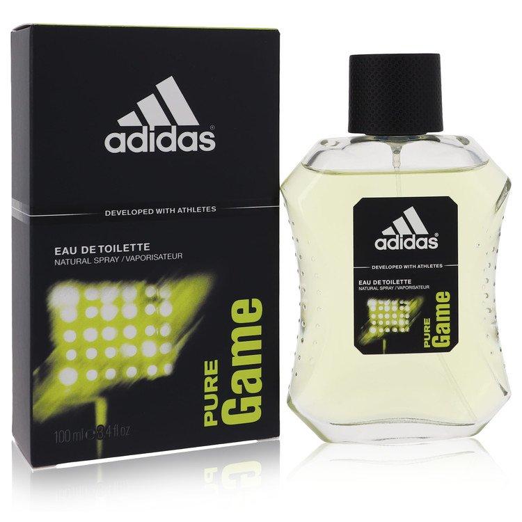 Adidas Pure Game Eau De Toilette Spray By Adidas 3.4oz