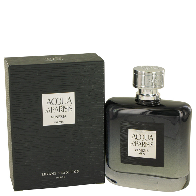 Acqua Di Parisis Venezia Eau De Toilette Spray By Reyane Tradition 3.3oz