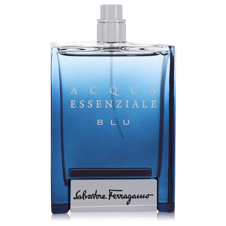 Acqua Essenziale Blu Eau De Toilette Spray (Tester) By Salvatore Ferragamo 100ml