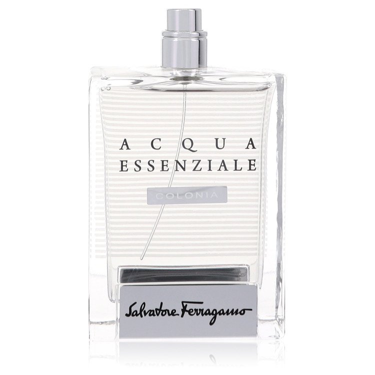 Acqua Essenziale Colonia Eau De Toilette Spray (Tester) By Salvatore Ferragamo 3.4oz
