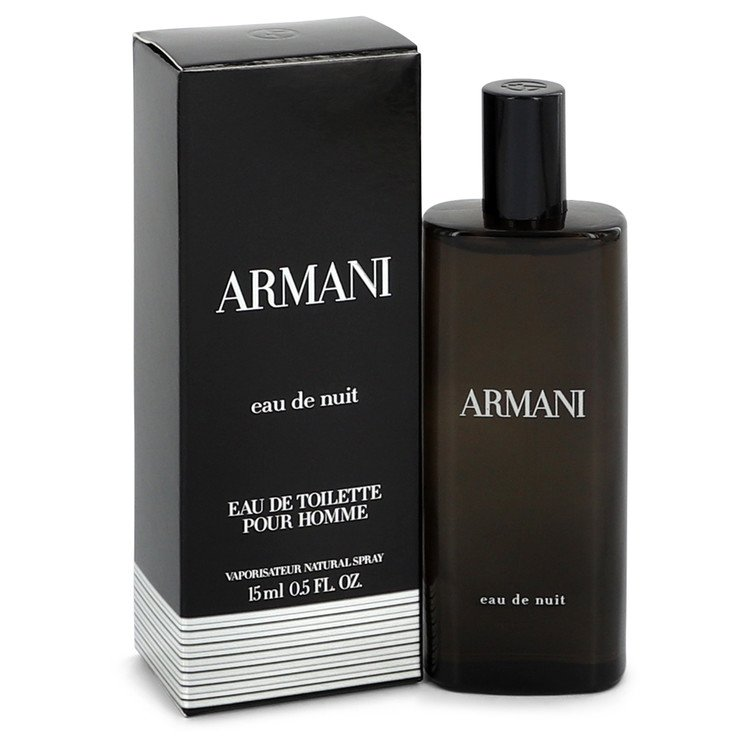 Armani Eau De Nuit Mini EDT Spray By Giorgio Armani 15ml