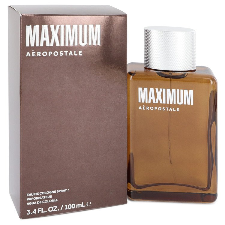 Aeropostale Maximum Eau De Cologne Spray By Aeropostale 3.4oz