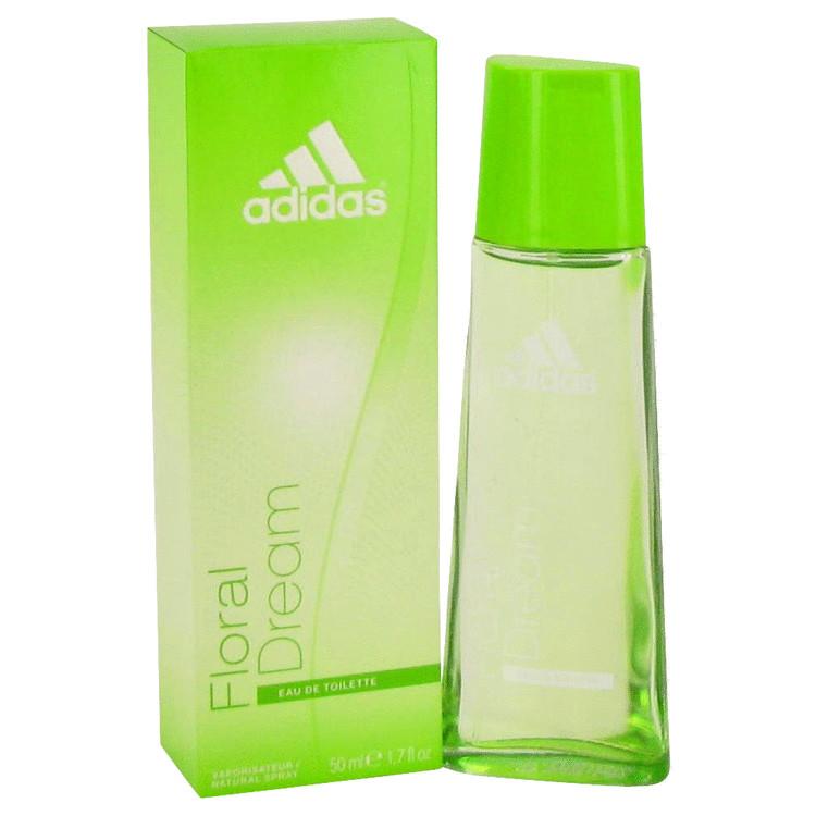 Adidas Floral Dream Eau De Toilette Spray By Adidas 1.7oz