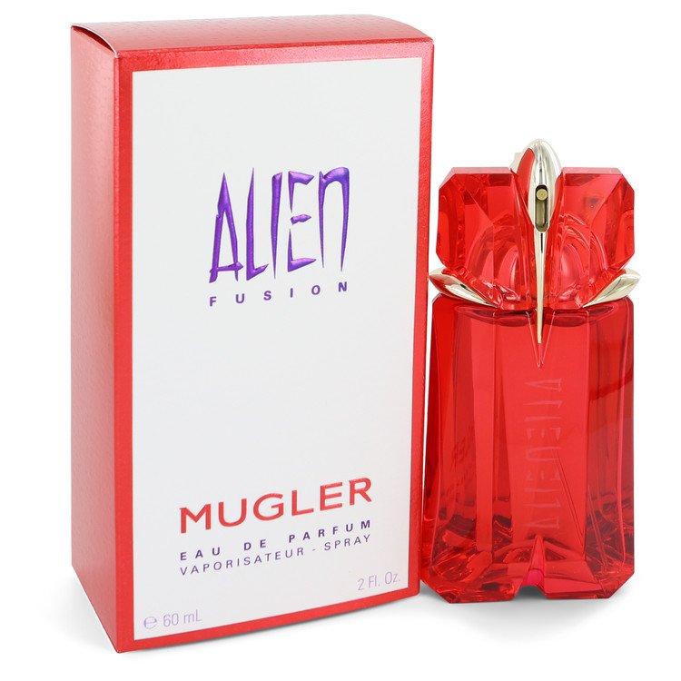 Alien Fusion Eau De Parfum Spray By Thierry Mugler 2.0oz