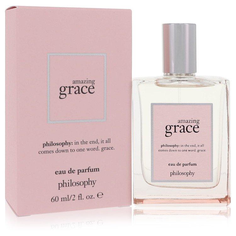 Amazing Grace Eau De Parfum Spray By Philosophy 2.0oz