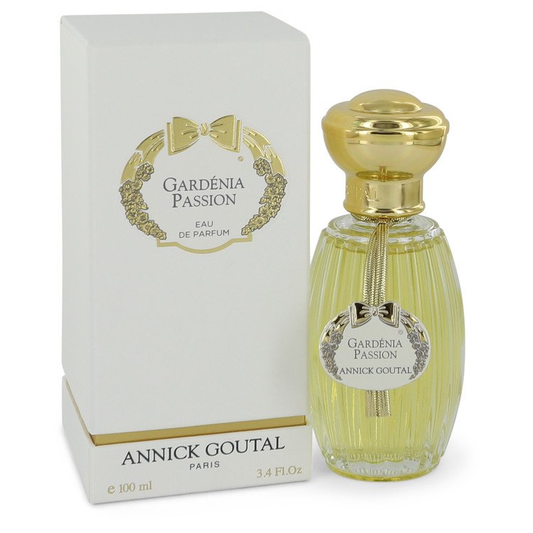Gardenia Passion by Annick Goutal for Women Eau De Parfum Spray 3.4 oz